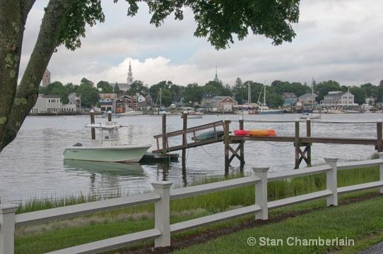 Warren River Dock, Warren, RI