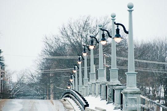 Barrington Bridge Lights