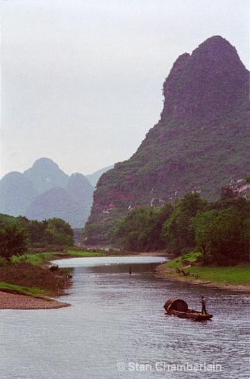 Li River & Kast Mountains