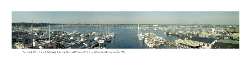Newport Waterfront Panorama4