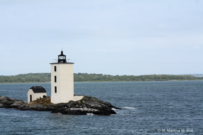 Dutch Island, Newport, RI