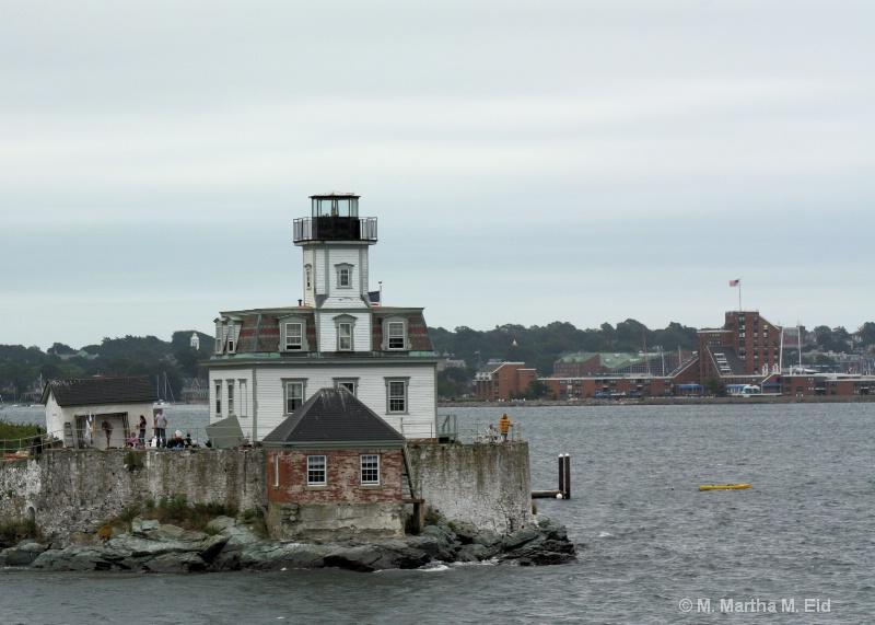 Rose Island, Newport, RI