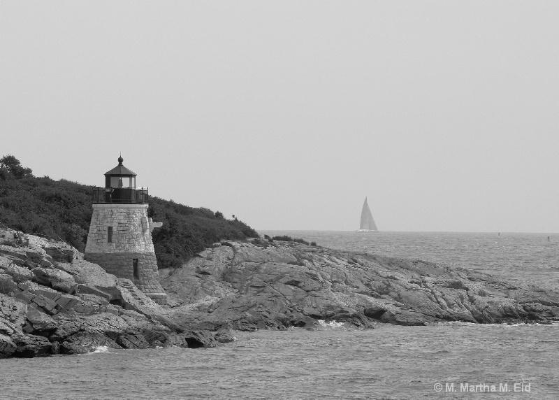 Castle Hill, Newport, Rhode Island