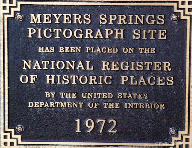 Meyers Spring Historical Site