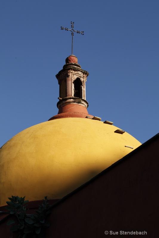 Church Spire, Guanajuato, Mexico