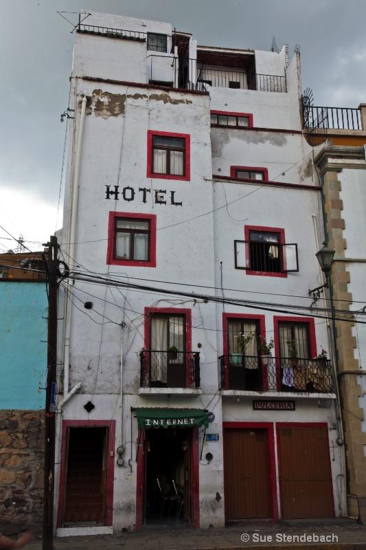 Hotel, Guanajuato, Mexico
