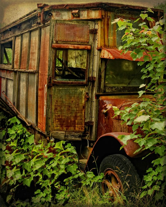 1929 Circus Bus