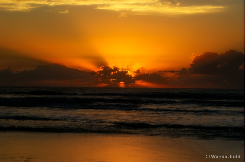 Sunrise - Cocoa Beach