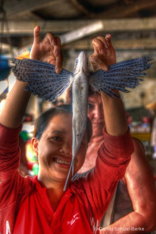 Flying Fish Monger