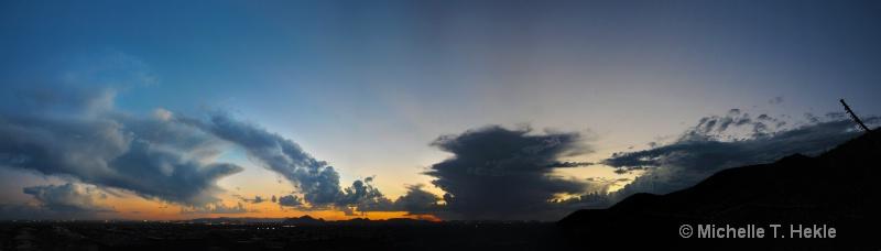 Az skyline - camelback mnt