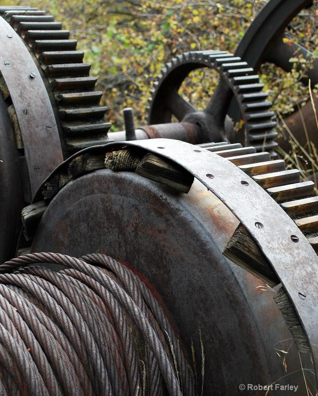 gears a turnin