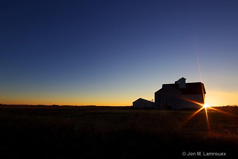 Sunrise in the Heartland