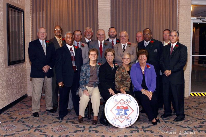2010 inductees photo