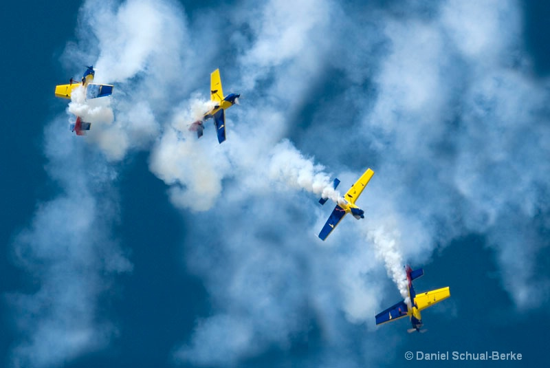 Spitfire Aerobatics