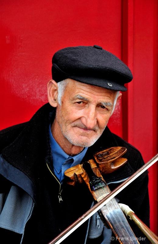 Irish Fiddler