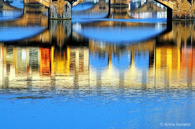 Reflections Under the Bridges