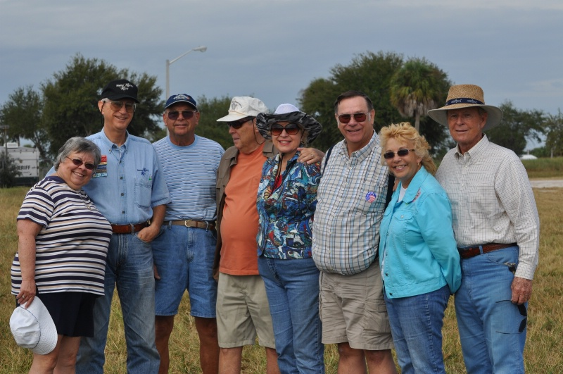 ANOTHER VIEW OF AIRBOAT RIDE GROUP