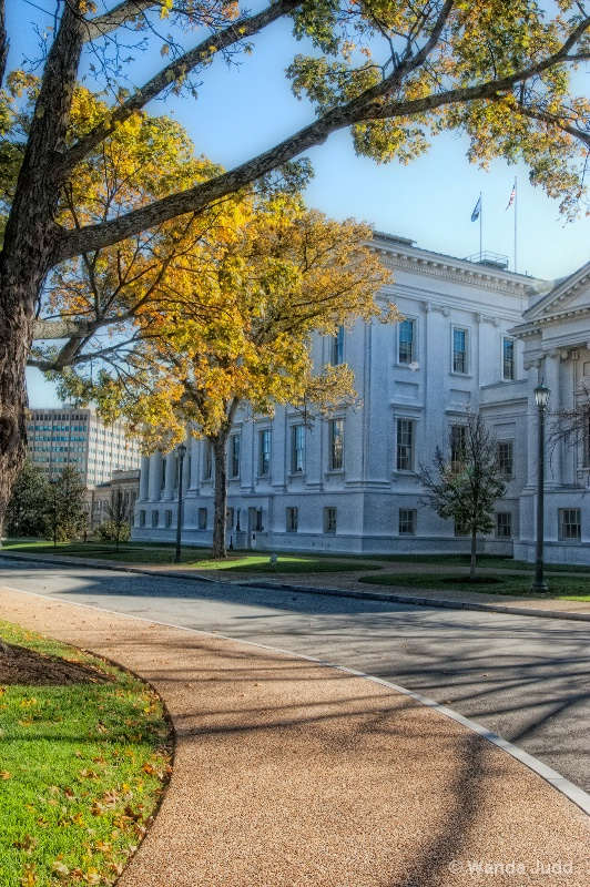 A Capitol Fall