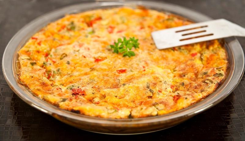 Cookbook -  Quiche