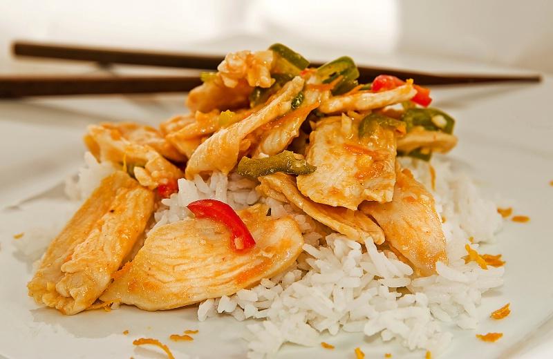 Cookbook - Szechuan Chicken