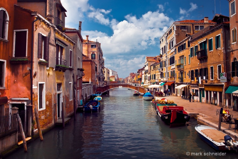 Venice afternoon