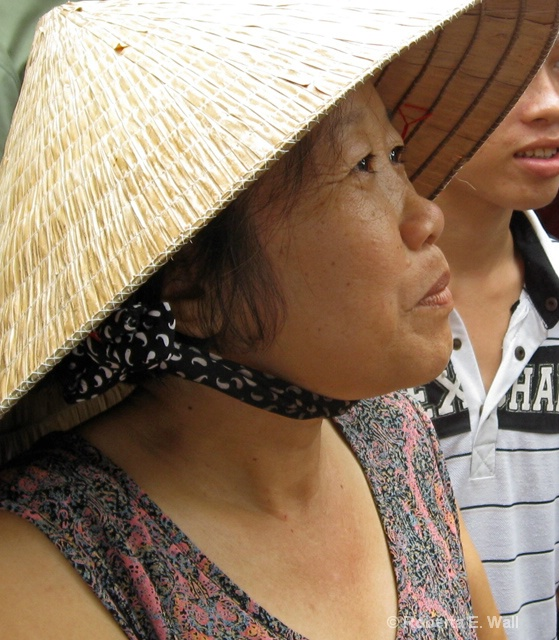 recipient of sampan