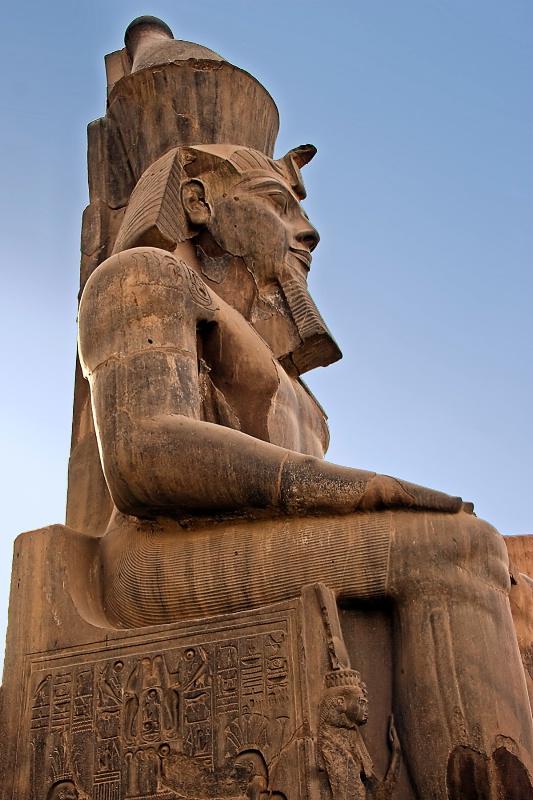 Ramses - Luxor, Egypt