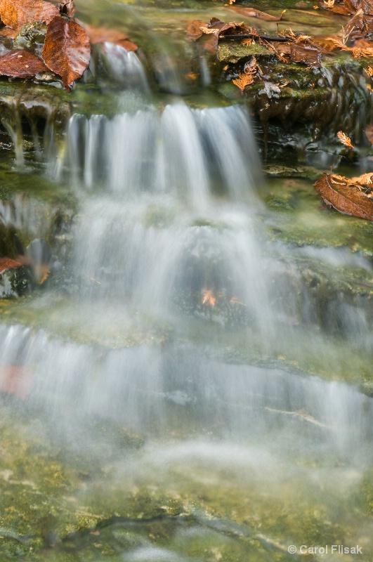 Falling Water ~ Au Train Falls
