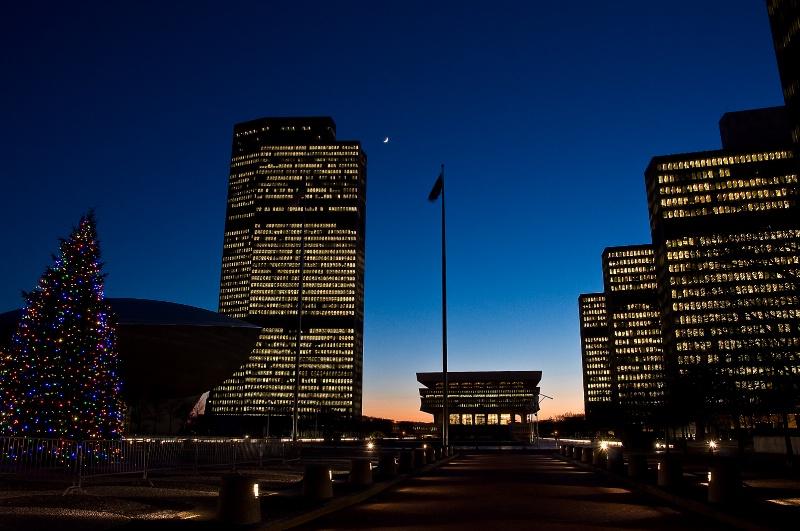 Empire State Plaza - Albany NY