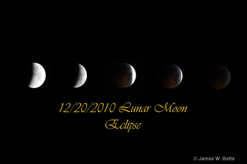 2010 Lunar Eclipse