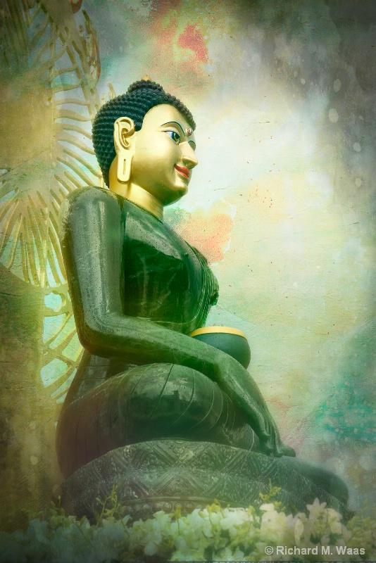 Traveling Buddha
