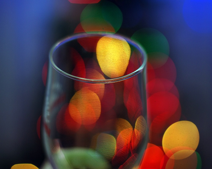 A Glass of Holiday Cheer
