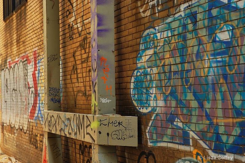 Urban artwork
