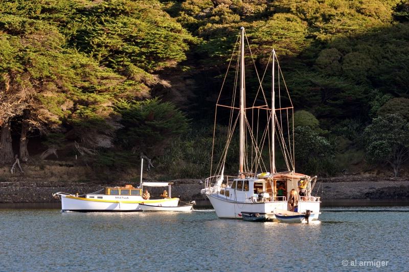 Te Takapu & Matua at Rapid Bay dsc 0153