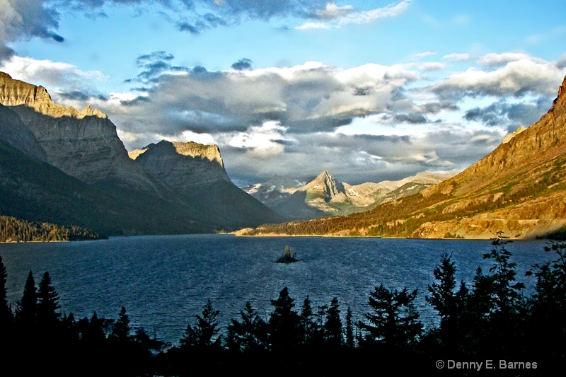 St. Mary Lake, MT