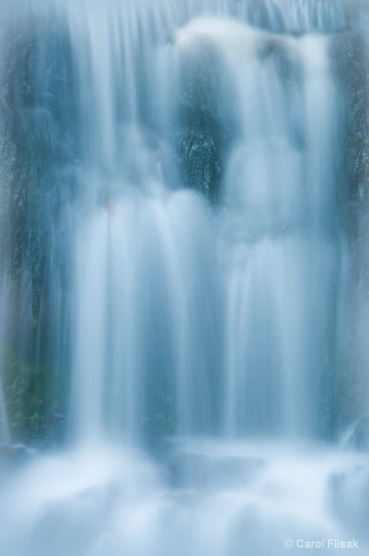 Dreamy Water ~ Wagner Falls
