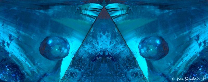 A Blue Doorwas