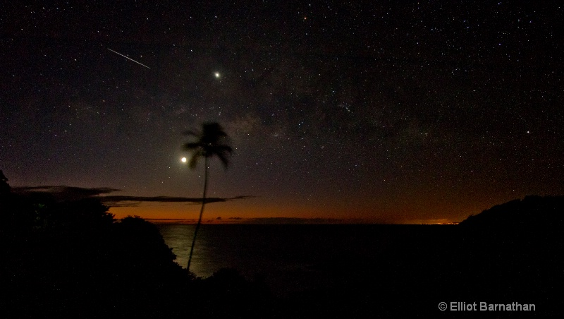 Dominica: Shooting Star