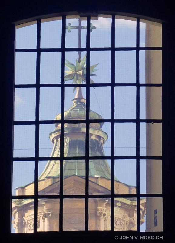A WINDOW IN ROME