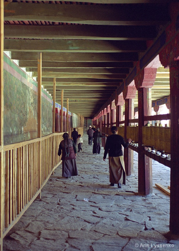 Prayer Wheel Road
