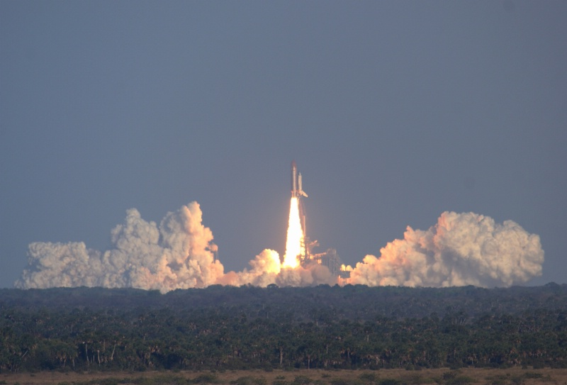 Last Discovery Launch from 39A