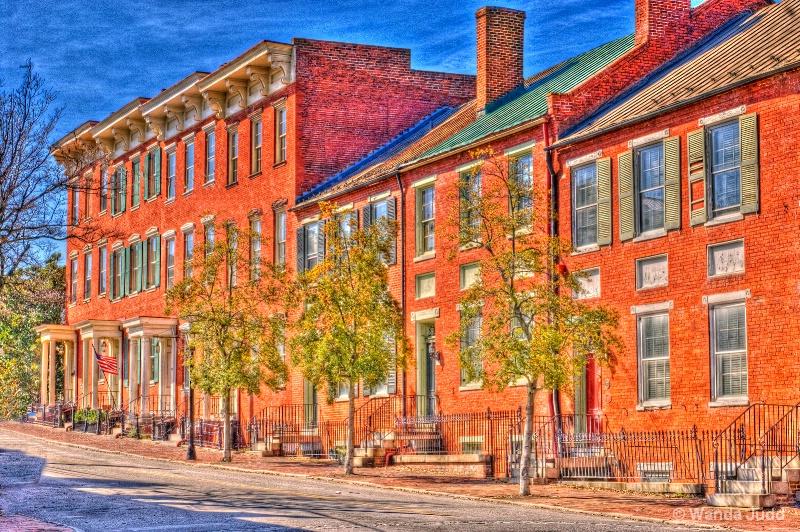 Row Houses - Petersburg  VA