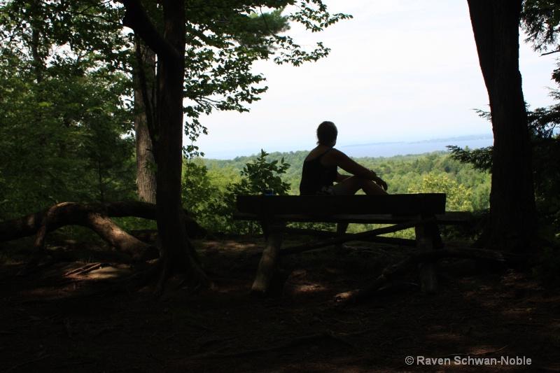 Lookout...NiquetteBaySP, Colchester, Vermont