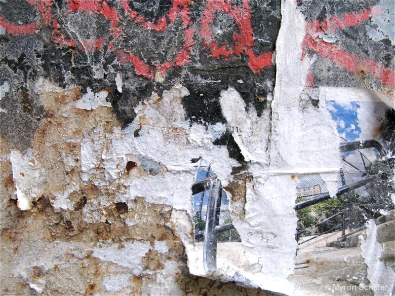 Peeling Paint 256