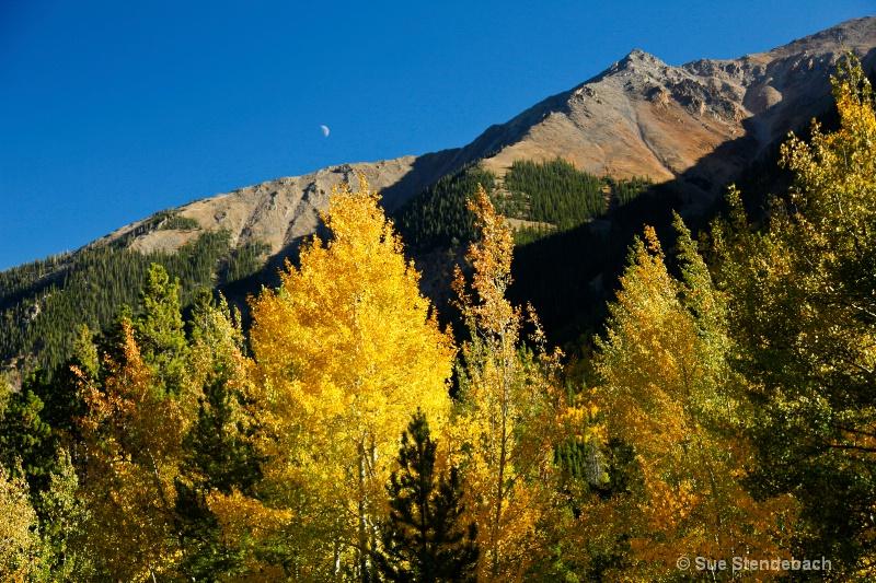 Changing Light, Collegiate Peaks, CO