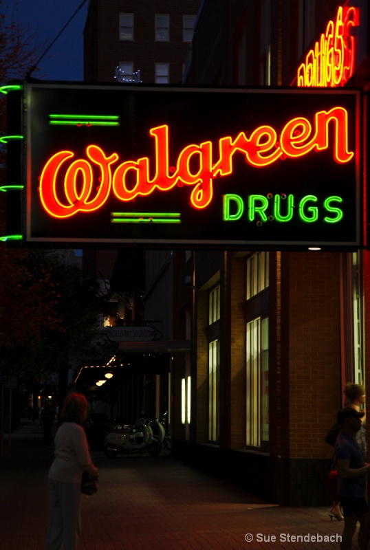 Walgreen's of the Past, San Antonio, TX