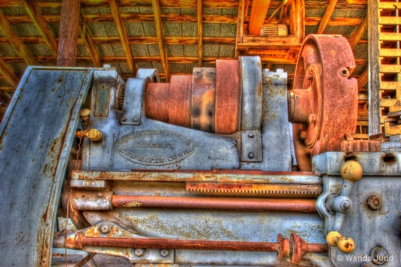 Petersburg VA - Ironworks Factory