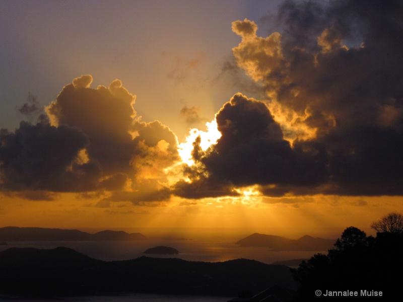 Sunrise St John