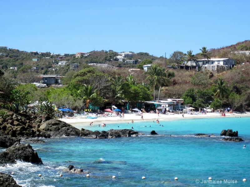 Coki Beach St Thomas