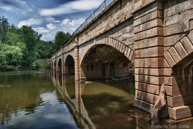 Monocacy Aquaduct C&O Canal